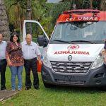 Samu de Bragança recebe requalificação do Ministério da Saúde