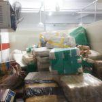 Quase cinco toneladas de maconha são apreendidas no Bairro do Tanque