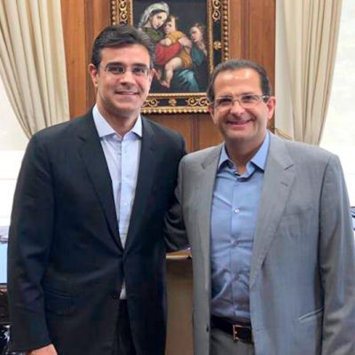 Edmir Chedid reitera propostas ao governo do estado de São Paulo