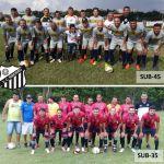 Equipe do Ribeirão/Vasco está na final do Campeonato de Veteranos de Atibaia 2018